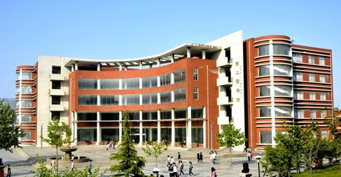 青海滨海学院校园风光